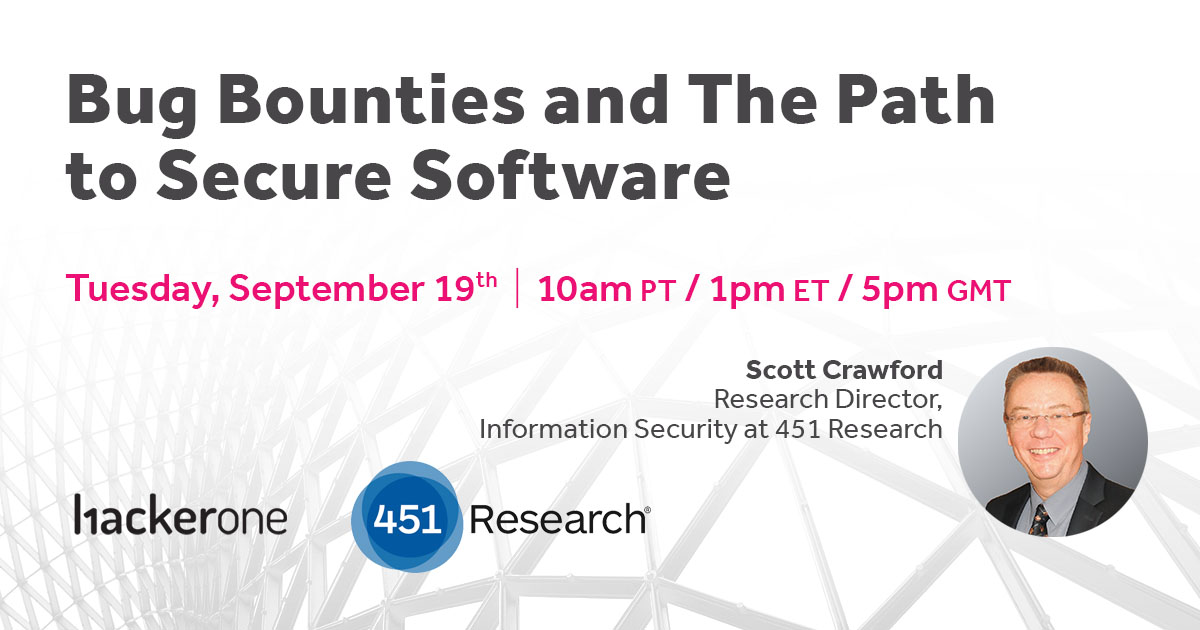 More Than Just Security: 451 Research Webinar Recap ...