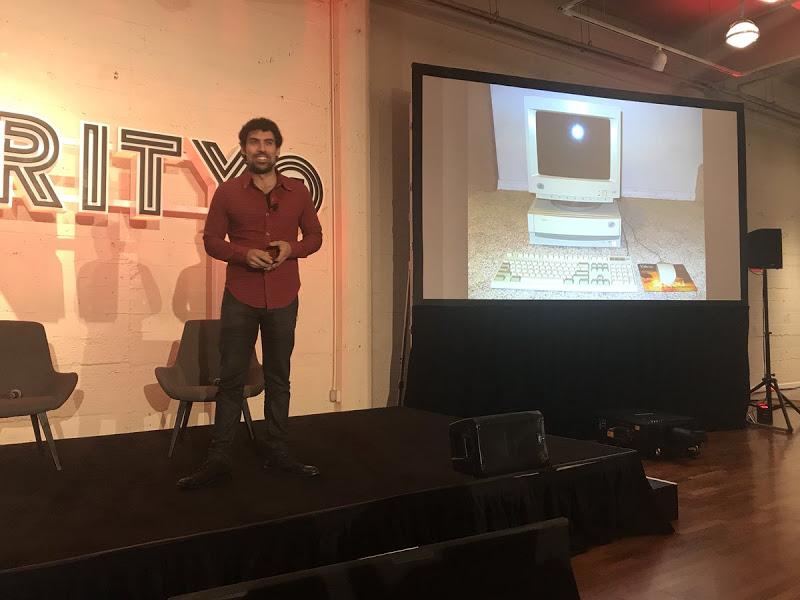 Samy Kamkar's Security@ San Francisco Keynote   HackerOne