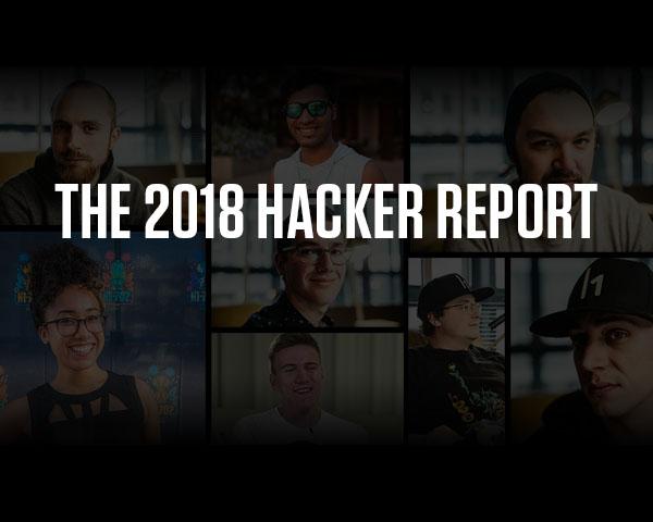 The 2018 Hacker Report   HackerOne