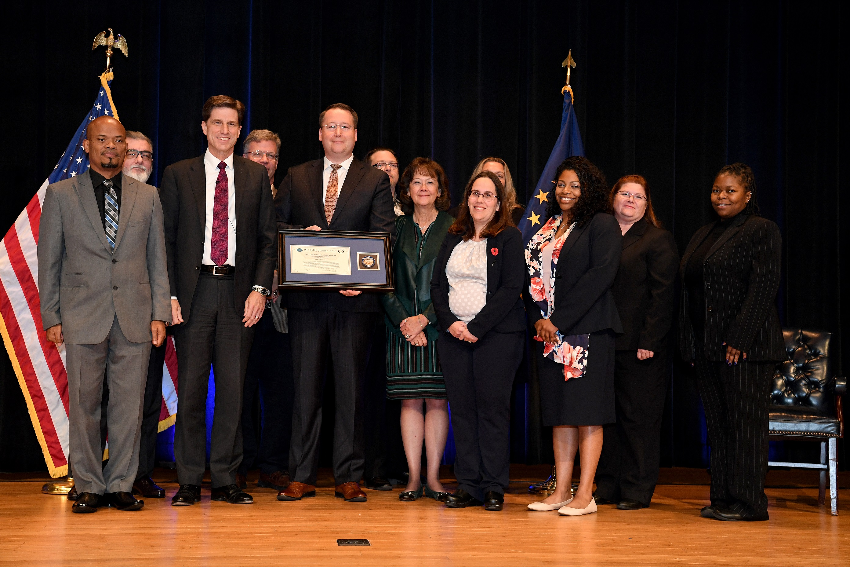 DoD CIO Awards Ceremony