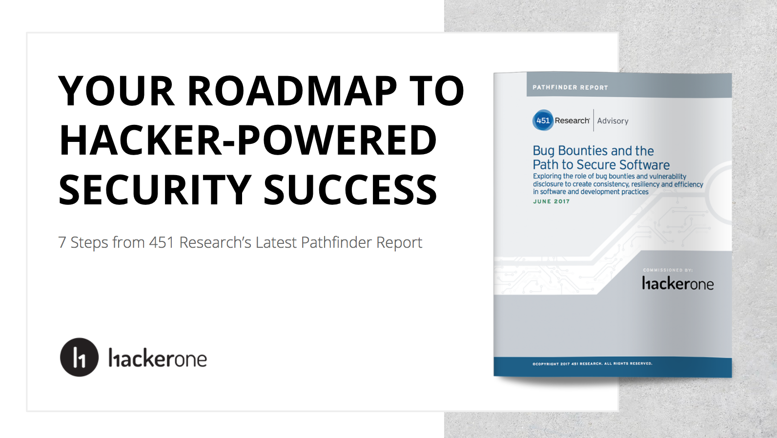roadmap to hacker powered security success - 451 report