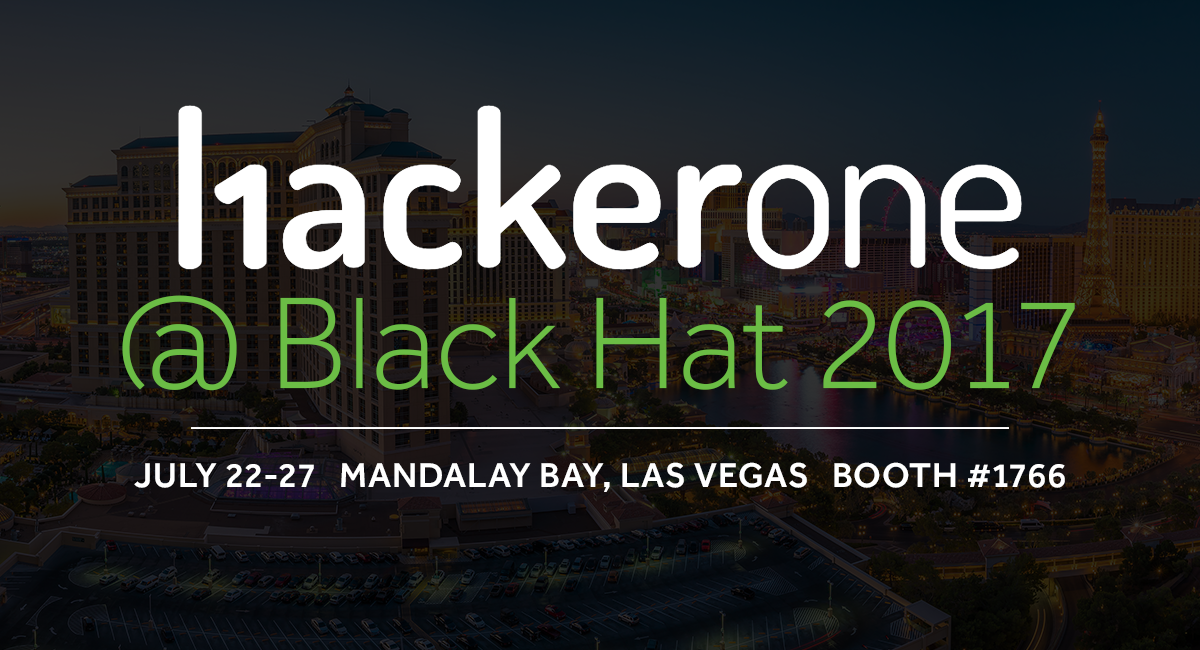 HackerOne at Black Hat