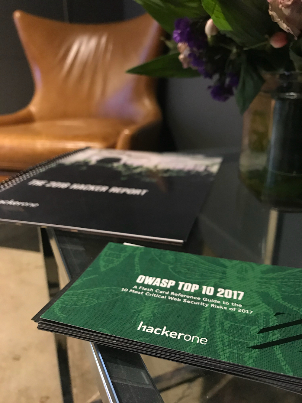 OWASP Top 10 Web Security Risks of 2017 - Flashcards | HackerOne