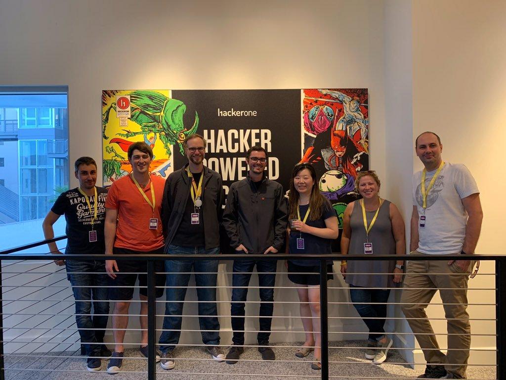 Jobert with GitLab security team