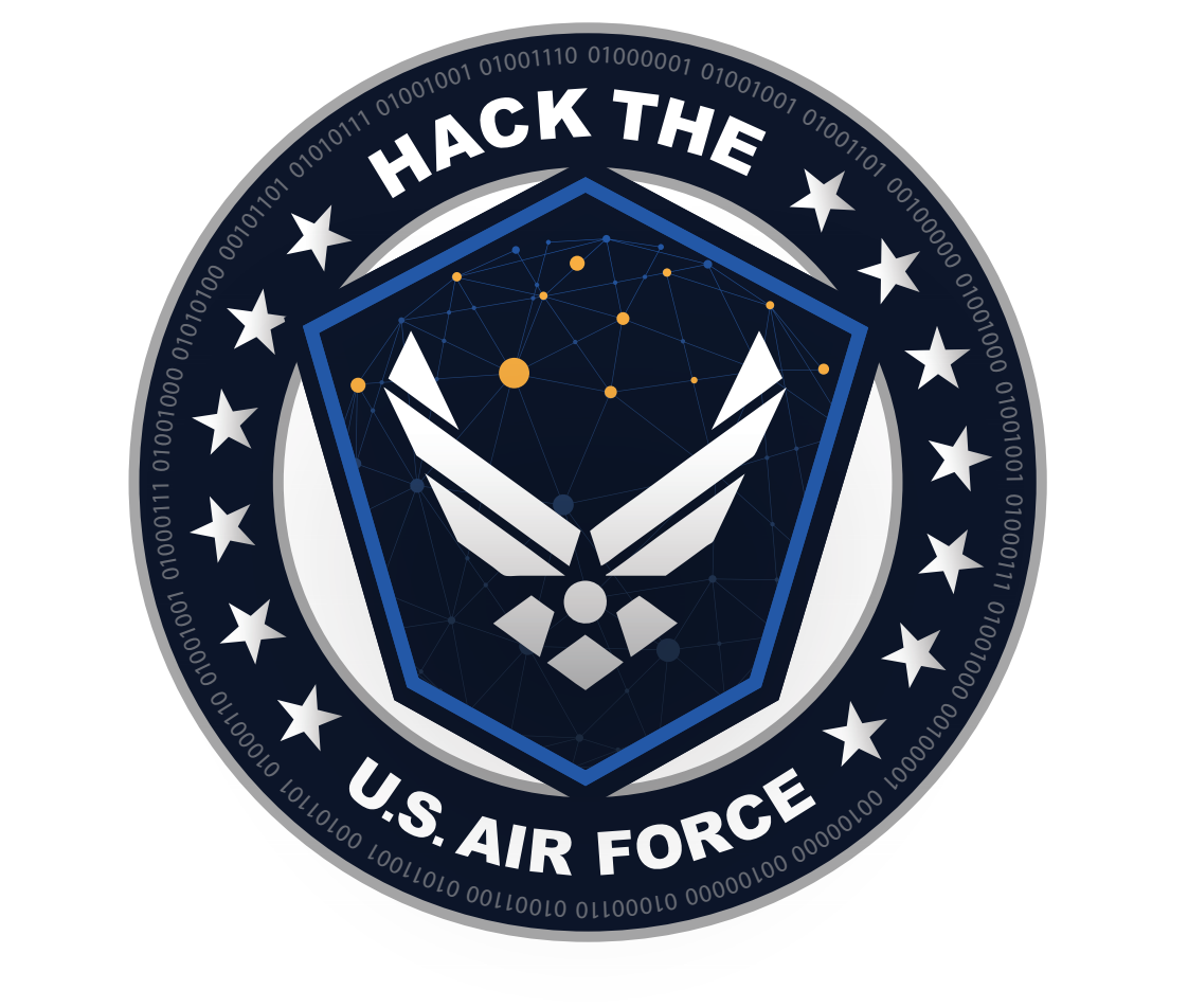 Hack the US Air Force Challenge Coin