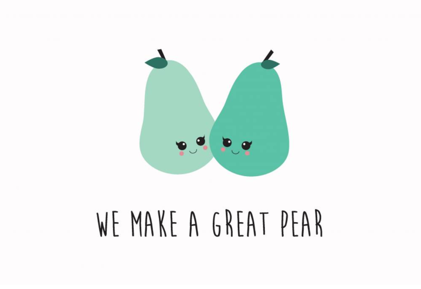 We make a great pear funny image - HackerOne-Fin Devr Finnovate Conference